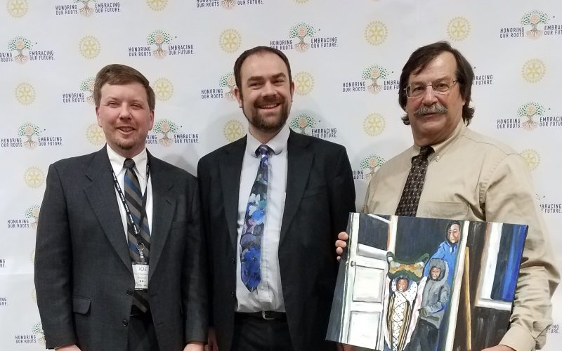 Staying Motivated – Rotary District 5580 Conference